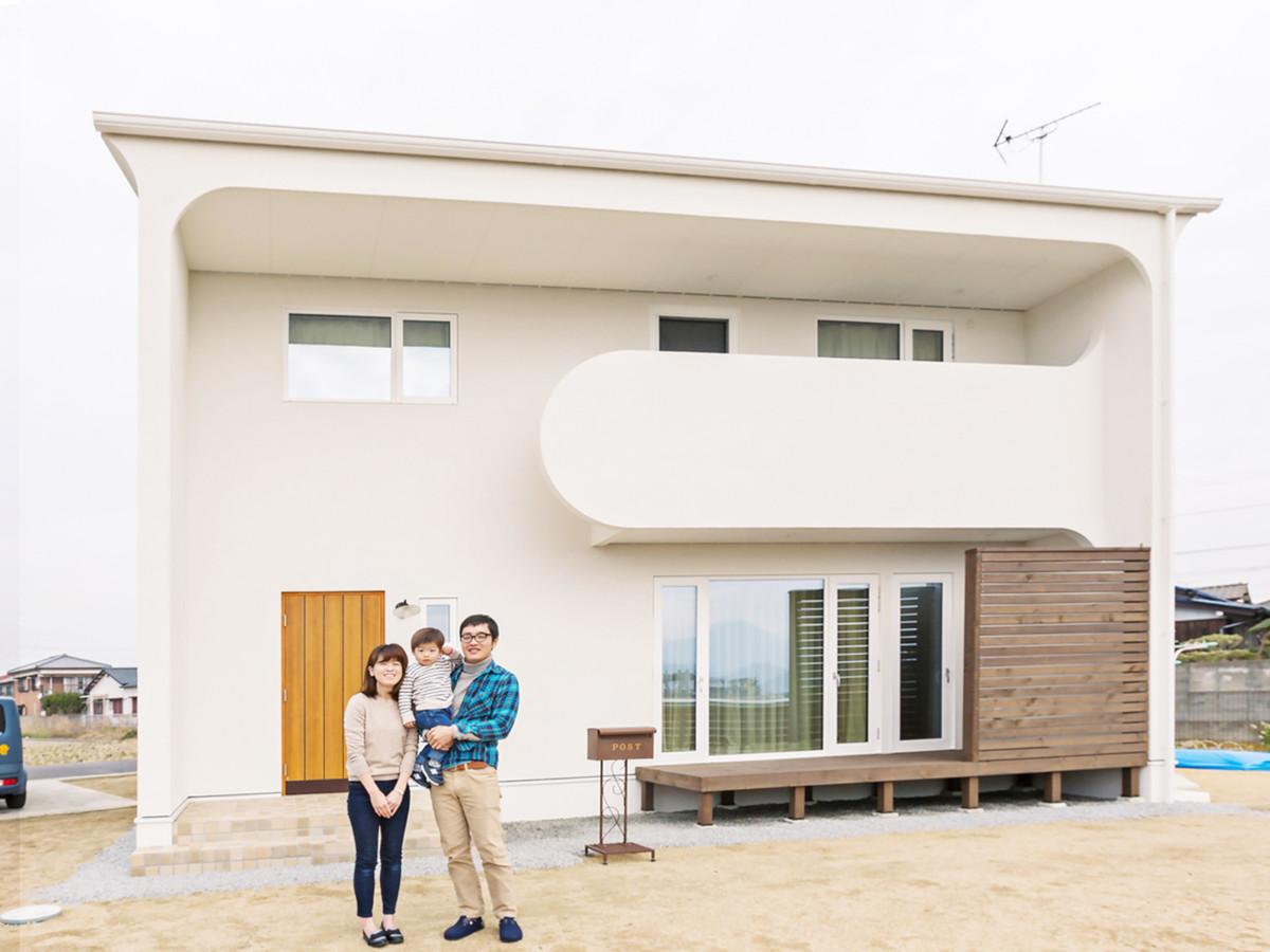 高い住宅性能と豊かなデザイン。明るく響く暮らしの音色。