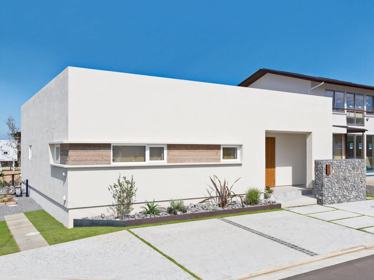 巧みな空間構成が光るいつまでも快適な家。