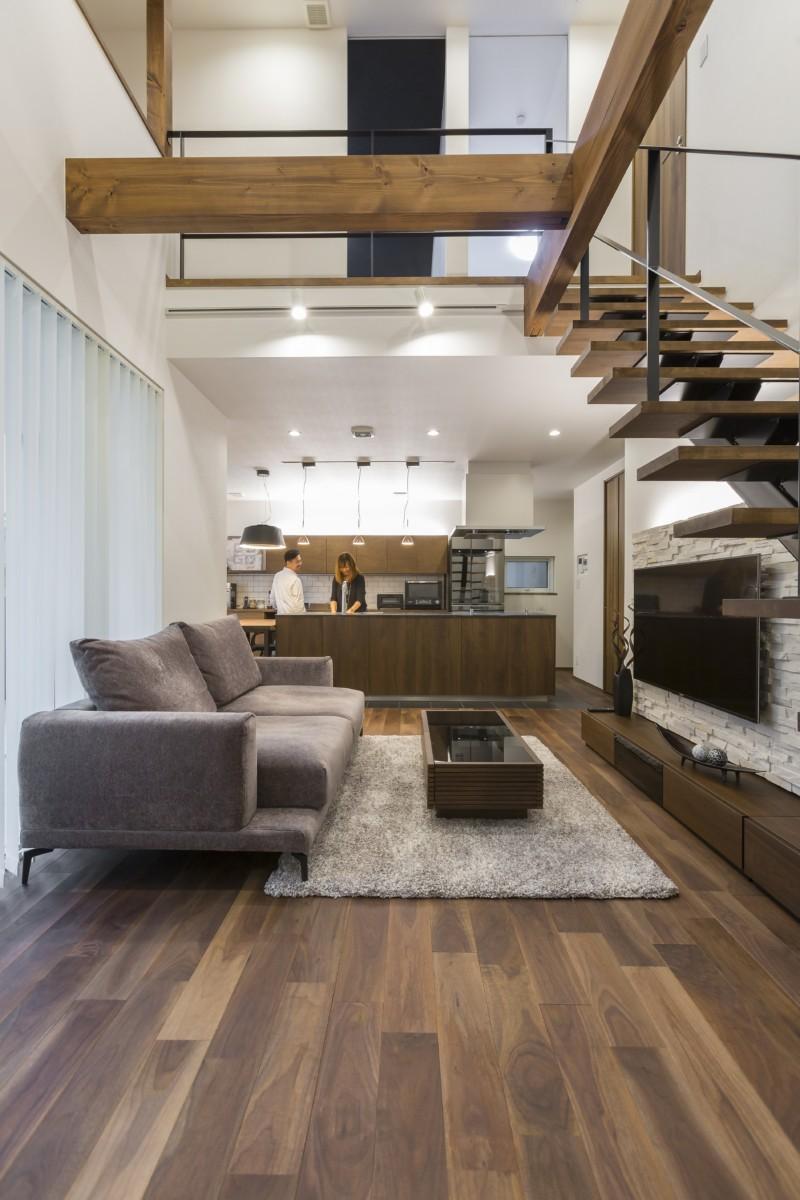 デザインも心地よさにもこだわって「美しい暮らし」を叶えた高性能住宅