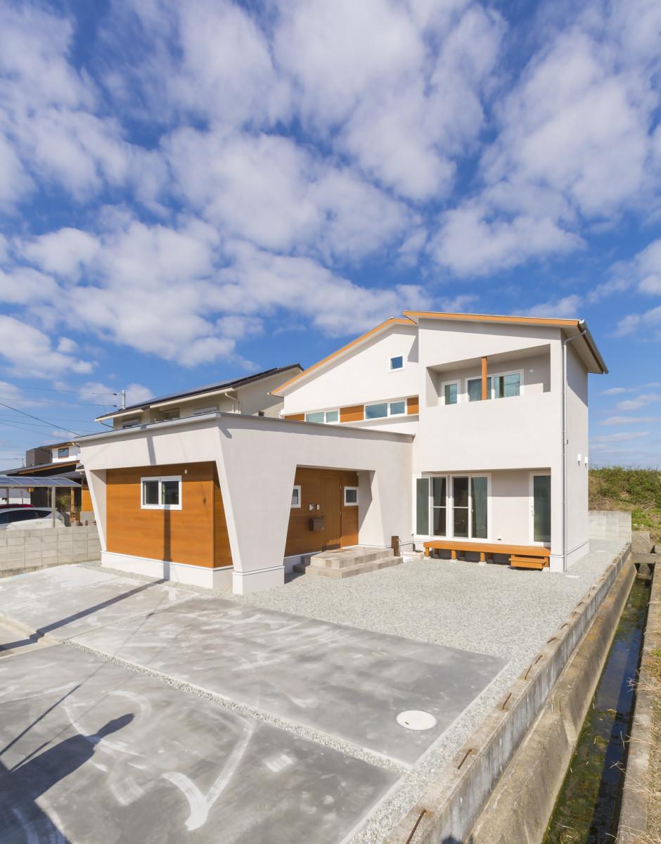 性能とデザインを両立させた家