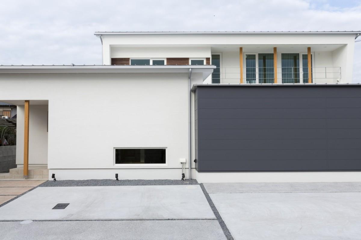 最新テクノロジーと遊び心が融合した高性能住宅